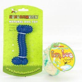Gumové hračky pro psy 2 ks