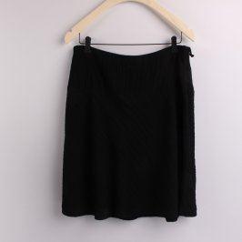 Dámská sukně Infinite odstín černé