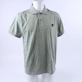 Pánské tričko Bench zelené