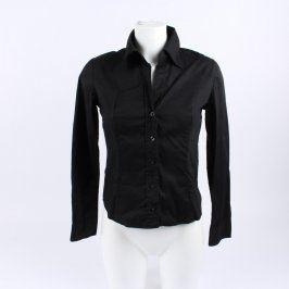 Dámská košile Tupertu černá