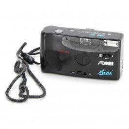 Analogový fotoaparát Fomei Mini PQ-4n černý