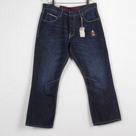 Pánské džíny On Fire odstín modré