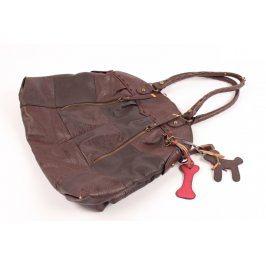 Dámská kabelka David Jones odstín hnědé