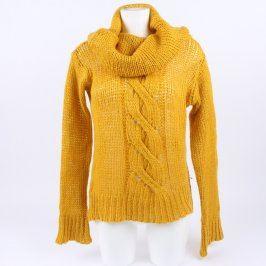 Dámský rolák H&M odstín žluté