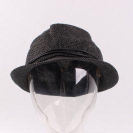 Pánský klobouk odstín černé