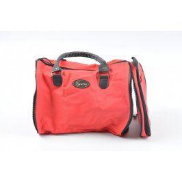 Cestovní taška Gypréa červená