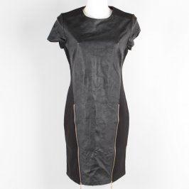Dámské šaty You & You Jeans černé