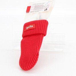 Ponožka na telefon Golla G007 červená