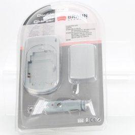 Nabíječka akumulátorů Braun DSC-59105