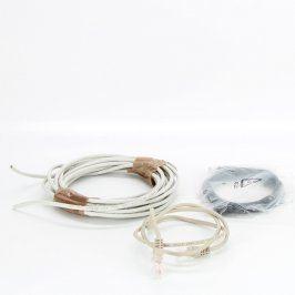 Síťové kabely UTP 3 kusy