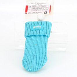 Ponožka na telefon Golla G0040 tyrkysová