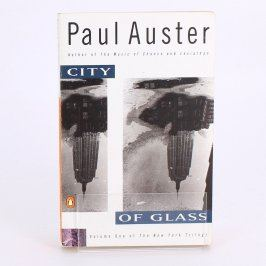 Kniha City of Glass; Paul Auster