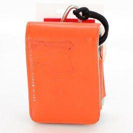 Pouzdro na mobil Golla pevné oranžové