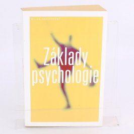 Kniha Základy psychologie