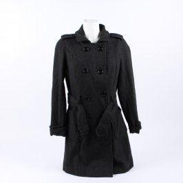 Dámský kabát Explorer odstín černé