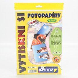 Fotopapíry lesklé Rayfilm