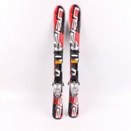 Dětské lyže Elan H47 s vázáním EL45