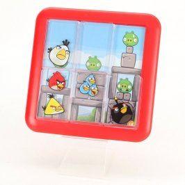 Logická hra Angry Birds playground Útok