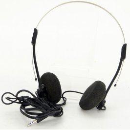 Náhlavní sluchátka posuvná