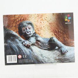 Dětské puzzle Imprimo Press s gorilkou