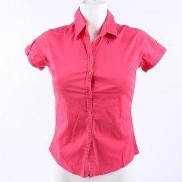 Dámská košile Yessica odstín růžové
