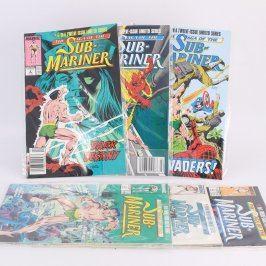 Komiks Marvel Sub-Mariner