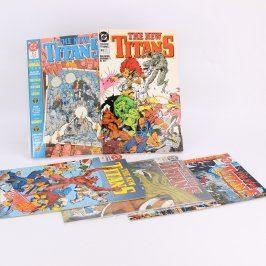 Komiks The New Titans