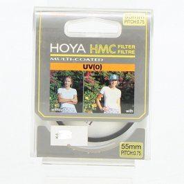 Filtr k objektivu Hoya HMC 55 mm