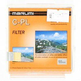 Filtr k objektivu Marumi C-PL 55 mm