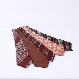 Pánské kravaty Hedva různé druhy