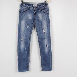 Dámské džíny Gallop odstín modré