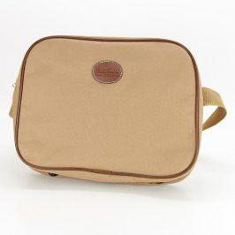 Crossbody taška Carla Faustini odstín hnědé