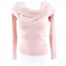 Dámský svetr Tally Weijl odstín růžové