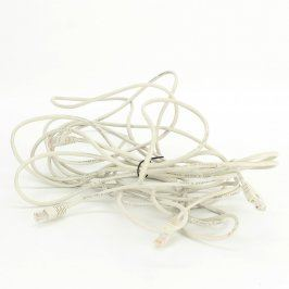 Síťové kabely RJ45 2 kusy délka 200 cm