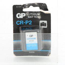 Baterie pro fotoaparát GP CR-P2