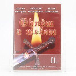 DVD Ohněm a mečem II.