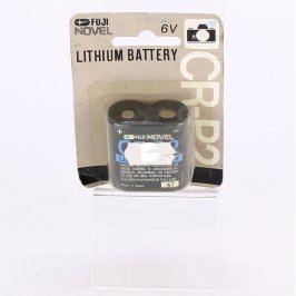 Baterie pro fotoaparát Fuji Novel CR-P2