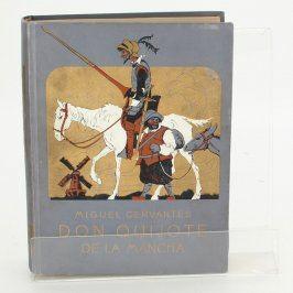 Kniha Don Quijote de la Mancha I.