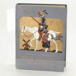 Kniha Kniha Don Quijote de la Mancha II.