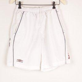 Pánské plavky Umbro odstín bílé