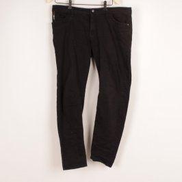 Pánské kalhoty C&A Yessica odstín černé