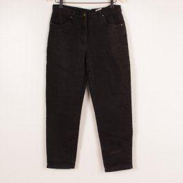 Pánské kalhoty Explorer odstín černé