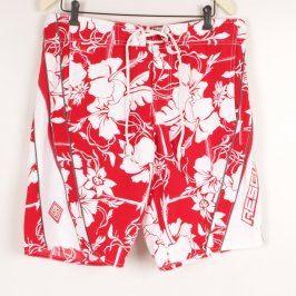 Pánské plavky New Yorker odstín červené