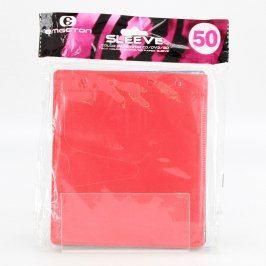 Plastové obaly na CD/ DVD Emgeton Sleeve