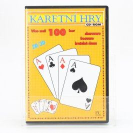 Hra pro PC Karetní hry