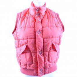 Dámská vesta Papaya odstín růžové