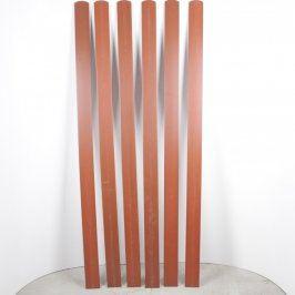 Dřevěná plotovka délka 2 m