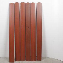 Dřevěná plotovka délka 1,2 m