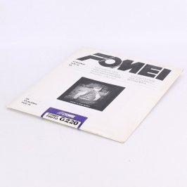 Fotopapíry Fomei 18 x 24 cm lesklé 25 listů