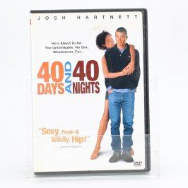 DVD 40 days and 40 nights
